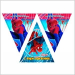 Гирлянды Растяжки Плакаты Человек паук