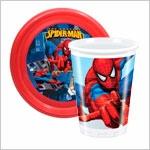 Посуда Человек паук