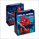 Упаковка подарков Человек паук