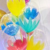 Шары Mix БРАШ сияние (ассорти из 11 цветов)