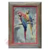 Набор для вышивания крестом Попугаи Ара 37*50 см