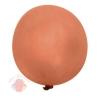 Шар латексный 27/69 Пастель Orange  G (10 шт.)