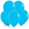 Воздушный Шар Голубой, Пастель Blue Sempertex (12 шт.)