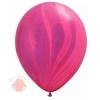 "Воздушный Шар Q 11"" Супер Агат Pink Violet (25 шт.)"
