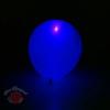 Воздушный шар-световой синий 12 дюйм (набор 5шт)