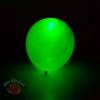 Воздушный шар-световой зеленый12 дюйм