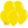 Воздушный Шар Жёлтый, Пастель Yellow Sempertex (12 шт.)
